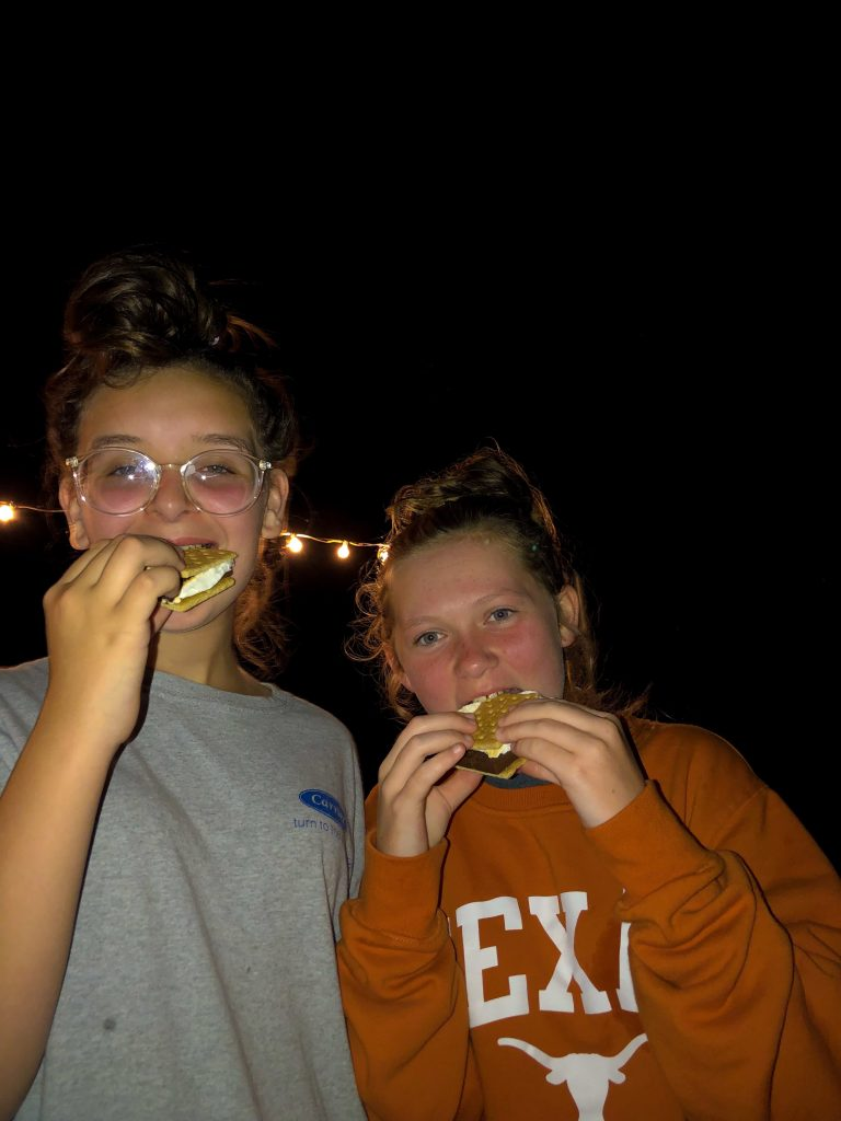 S'mores for days