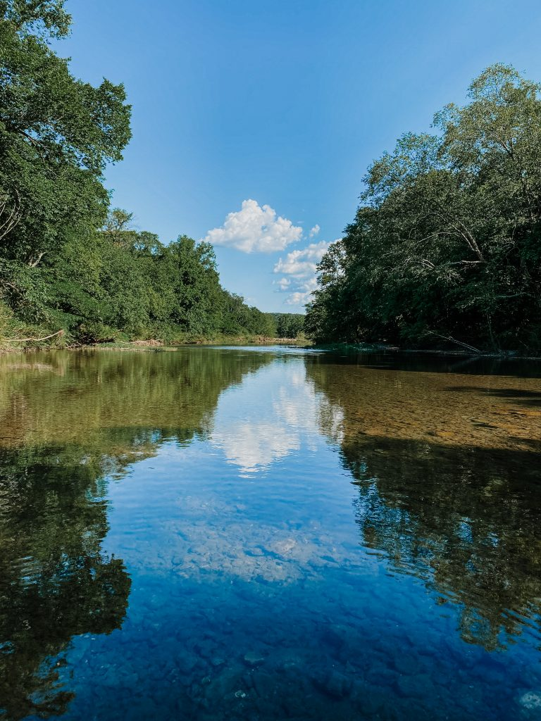 River in Arkansas